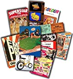 1970's Childhood - A replica memorabilia pack