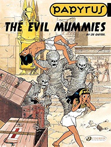 Papyrus - Volume 4 - The Evil Mummies (English Edition) eBook ...
