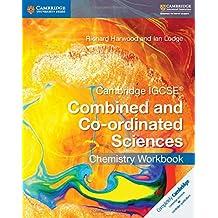 Cambridge IGCSE® Combined and Co-ordinated Sciences Chemistry Workbook (Cambridge International IGCSE)