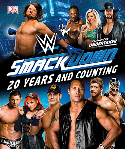 WWE SmackDown 20 Years and Counting