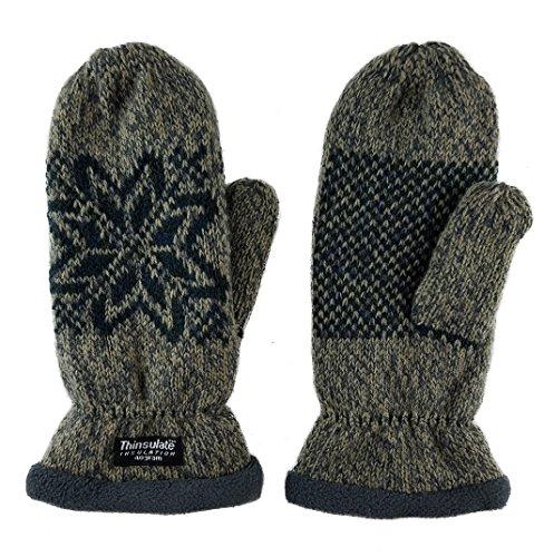 bruceriver-donna-fiocco-di-neve-in-maglia-guanti-con-la-calda-fodera-in-pile-thinsulate-taglia-s-tau