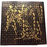 Traditional Paramapadham, Snake And Ladder Dice Game, Indoor Games, Wooden Board Games, Floor Games