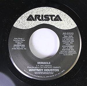Whitney Houston - I'm Your Baby Tonight (US Edition)