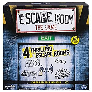 Spin Master Games Escape Room The Game