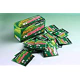 green leaf powder cockroach killing bait, Strongly effective in killing cockroach and its eggs, 50 Packets Per Box