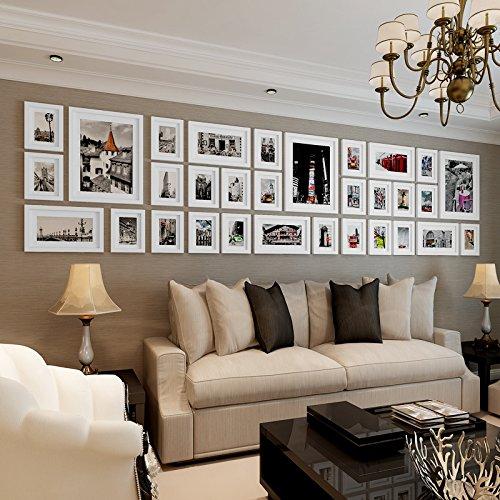 Qpla cornice portafoto da parete cornici foto decorazione della parete cornici da parete - Cornici foto da parete ...