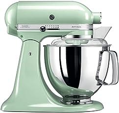 KitchenAid Küchenmaschine Artisan 4,8L Pistazie