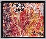 Gewebter Aufnäher / Patch / Cannibal Corpse - The Bleeding