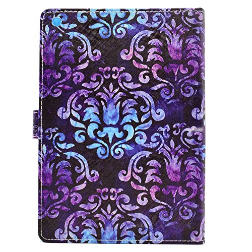 iPad Coque, Happytop pliable Coque léger Coque avec fonction de portefeuille pour iPad Pro 9.72017 S b
