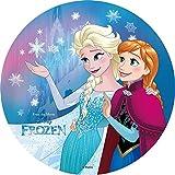 Tortenaufleger Frozen 002