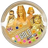 Widmann–Make-up in Badewanne unisex-child, Gold, 25g, vd-wdm02392