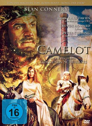 Camelot - Der Fluch des goldenen Schwertes Camelot Film-dvd