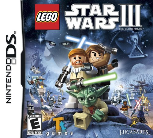 LEGO Star Wars III: The Clone Wars [US Import] (Lego Ds Star Wars 3)