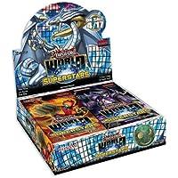 Yu-Gi-Oh World Superstars Booster Pack Card Game