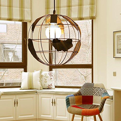 kinine-nordic-industrial-arana-minimalista-personalidad-creativa-globe-cafe-terraza-luz-lampara-art-