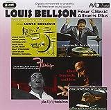 Four Classic Albums Plus by LOUIE BELLSON