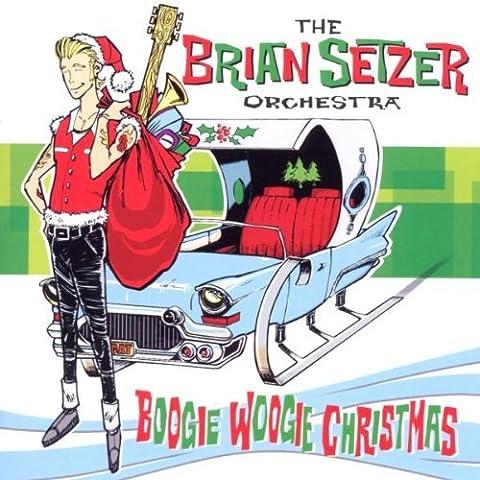 Boogie Woogie Christmas By Brian Setzer,Brian Setzer Orchestra (2002-10-21)