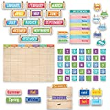 Creative Teaching Press Donnez Calendrier de style de tableau d'affichage (7061)...