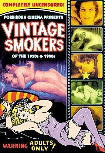Preisvergleich Produktbild Forbidden Cinema Presents: Vintage Smokers From the 1920s and 30s by Various