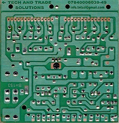 TECH AND TRADE 100W DIY Stereo Audio Board Bass Treble Balance 4440 IC  Amplifier Circuit Kit