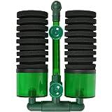 OFNMY Filtros para Acuarios Filtro Bioquímico para Acuario de Filtro Interno para Acuario de Agua Dulce y Mar por 200 L