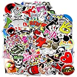 PAMIYO 300pcs Autocollant, Sticker de Voiture en Vinyle Stickers Pack des Vintage...