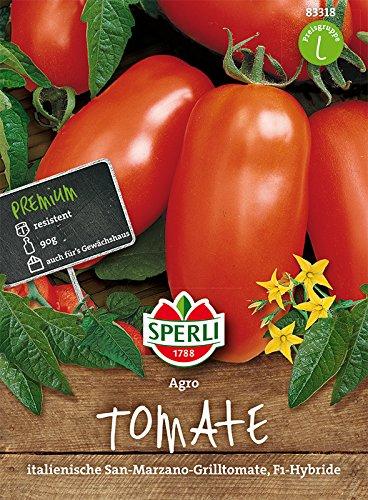 Sperli Tomate Agro, F1-Hybride (Agro-tomaten-samen)