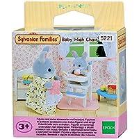 Sylvanian Families Baby High Chair Mini muñecas y Accesorios, (Epoch 5221)