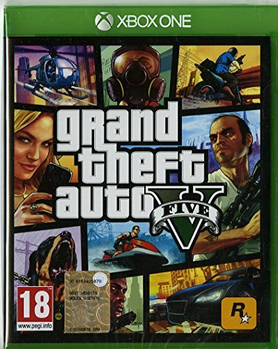 GRAND THEFT AUTO 5 - XBOX ONE by Take - 5 Xbox Theft Grand Auto