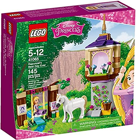 LEGO Disney Princess 41065 - Rapunzels perfekter Tag