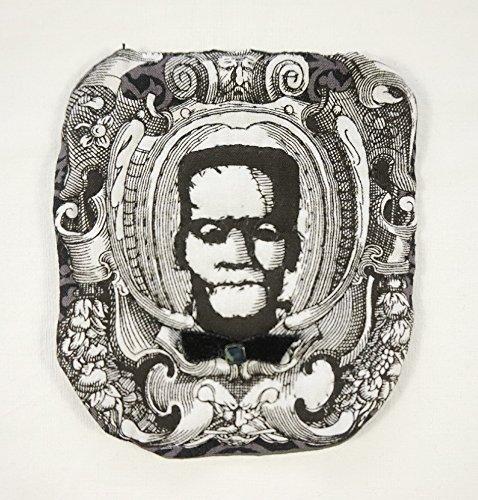 """Brosche im Stil von """"von Gespenstern heimgesuchte Gallerie (haunted gallery)"""" (4)"""