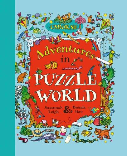 Adventures in puzzle world