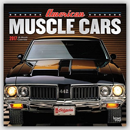 American Muscle Cars por Inc Browntrout Publishers