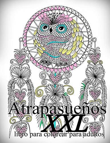 Atrapasueños XXL: libro para colorear para adultos: Volume 1