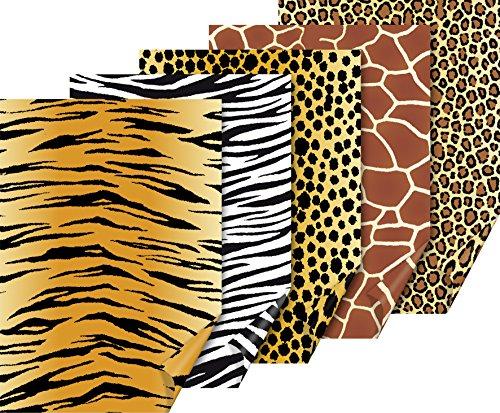 Karton 23x33 300g Safari sort -