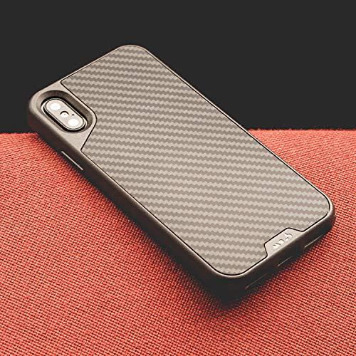 best website fd3f0 61ce6 Mous Limitless 2.0 Protective iPhone X Case - Aramid Carbon Fibre ...