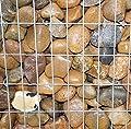 Muster Natursteine für Gabione NORDSEEKIESEL Körnung 60 - 80 mm - Gabionen-Steine von Gabiona - Du und dein Garten