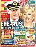 Goldene Blatt 47 2016 Charles Camilla Zeitschrift Magazin Einzelheft Heft