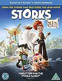 Storks [Blu-ray 3D + Blu-ray + Digital Download] [2016]