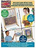 Melissa & Doug 19381 Multi-Craft Loom