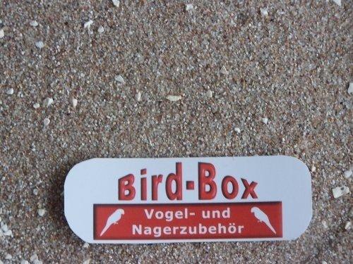 Vogelsand fein Inhalt 1 kg
