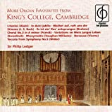More Organ Favourites from King`s College