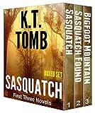 Sasquatch Series: First Three Novels (English Edition)