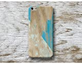 Abstrakte farbe Holz Print Hülle Handyhülle für iPhone X XR XS MAX 4 4s 5 5se se 5C 5S 6 6s 7 Plus iPhone 8 Plus iPod 5 6