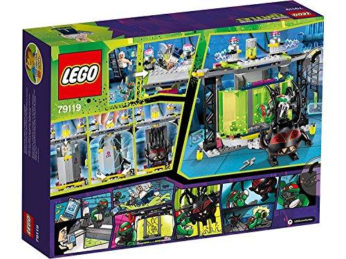 Lego Teenage Mutant Ninja Turtles 79119 - Die Entdeckung der Mutationskammer