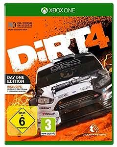 dirt 4 day one edition mit steelbook exkl bei amazon. Black Bedroom Furniture Sets. Home Design Ideas