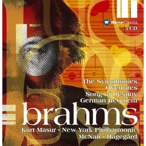 Brahms : Symphony No.2 in D major Op.73 : III Allegro grazioso