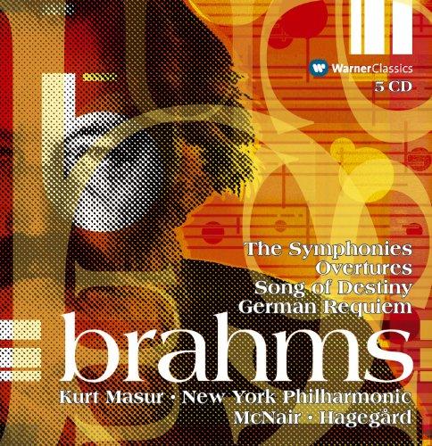 Brahms : Schicksalslied [Song of Destiny] Op.54