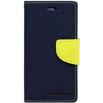 CZap Mercury Goospery Fancy Diary Wallet Flip Case Back Cover for Motorola Moto G MotoG 1st gen - Green Blue