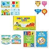 #6: Einstein Box For 1 Year Old Kids, Learning & Educational Gift Pack Of Toys & Books